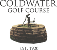 The Coldwater Golf Course Logo